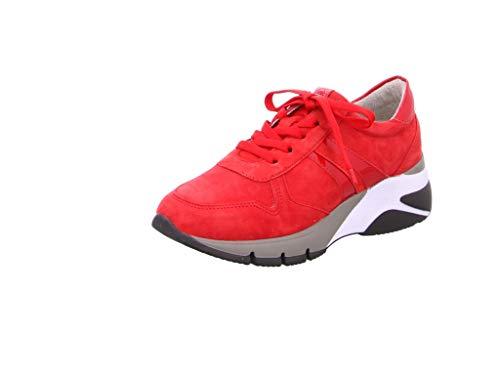 Tamaris Damen 1-1-23753-33 559 Sneakers, Red (Scarlet Comb), 41 EU