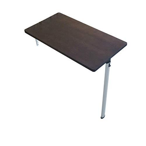 Walnuss-große Tabelle (Holz an der Wand befestigte Tropfenblatt-Tabellen-faltende Küchenspeisetisch-Tabelle für Kinderbüro-Computer-Arbeitsplatz-Tabellen-Walnuss-Braun wandtisch (größe : 74×30×74cm))
