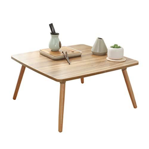Petite Table Basse Table Baie vitrée Table d'appoint Balcon Simple Table Basse Pliante Lit Bureau d'ordinateur (Taille : S)