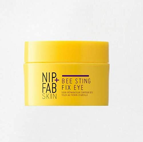 Nip+Fab Bee Sting Fix Eye, 1er Pack (1 x 10 ml) (Crema Para Contorno De Ojos)
