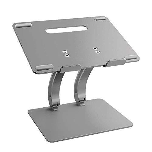 Dow Das ist für ein Notebook für die Aufhebung der Notebook - Basis, MIT Aufhebung der Laptop nackenschützer Grau - Aufhebung