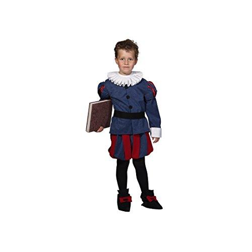 Disfraces Nines - Disfraz cervantes talla 3-5 años