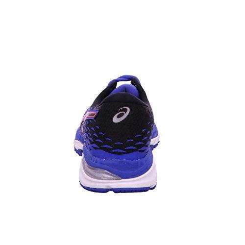 Asics Damen Gel-Cumulus 19 Gymnastikschuhe Blau (Blue Purple/black/flash Coral)