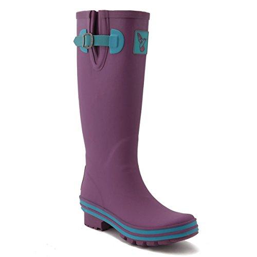 Evercreatures Womens Plain Wellington Boots
