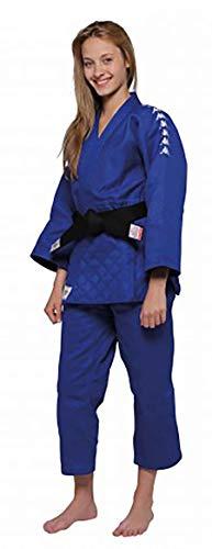Kappa4judo sydney, judogi unisex - adulto, blu, 3/160 cm