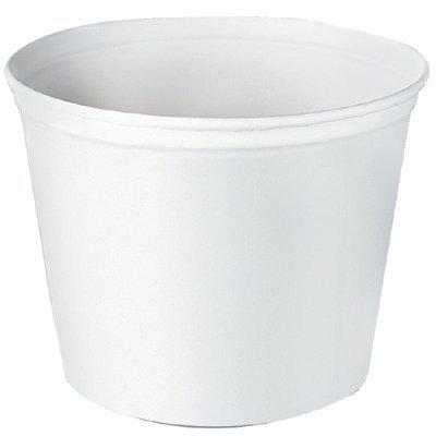 Solo 670-10T1UU 165 Oz Paper Bucket Unwaxed Double