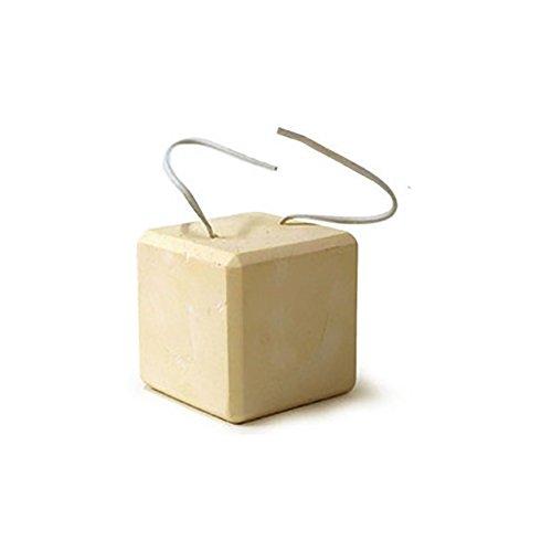 Bluelans Papagei Hamster Vogel Kauen Klettern Blocks Spielzeug Calcium Milch Zähne Grinding Stone -