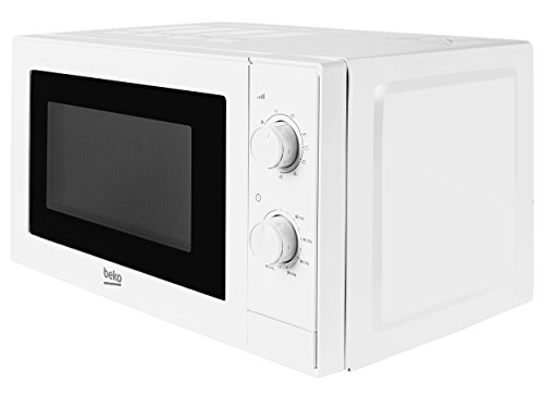 31jrEH%2BMXHL - Beko MGC20100S Grill and Microwave, 20 Litre, 700 W, Silver, 20 liters