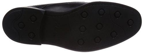 Clarks Chilver Walk Gtx, Chaussures de ville homme Noir (Black Leather)