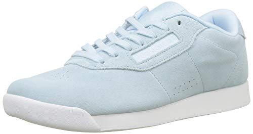 88c2597d88 Reebok Princess Lthr, Zapatillas para Mujer, Azul (PB-Dreamy Blue/White