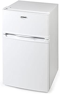 Domo DO910K Independiente 60L 25L A+ Color blanco nevera y congelador - Frigorífico (Independiente, Alto puesto, A+, Eléctrico, Color blanco, Izquierda)