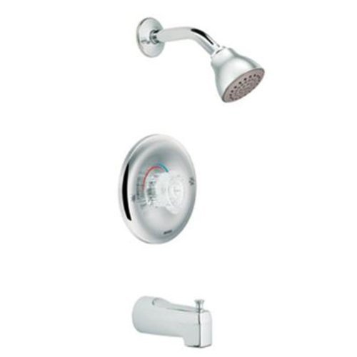Moen TL183 Chateau Posi-Temp Shower and Tub Trim Kit by Moen
