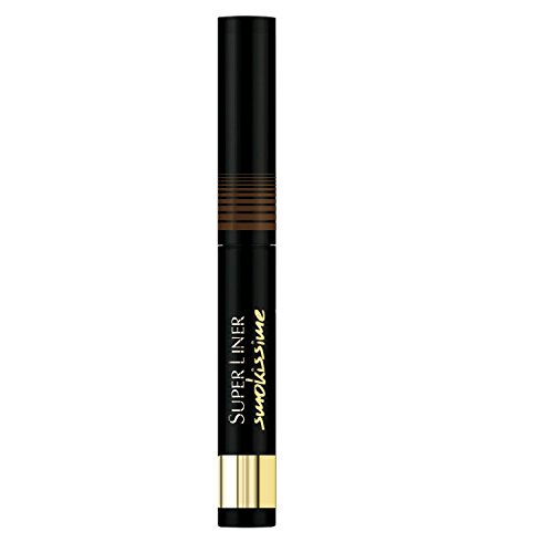 L'Oréal Paris Super Liner Smokissime Eyeliner, 102 Brown Smoke