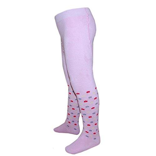 riese-strumpfe-bebe-fille-collants-thermiques-fleurs-rose-80-86rosa