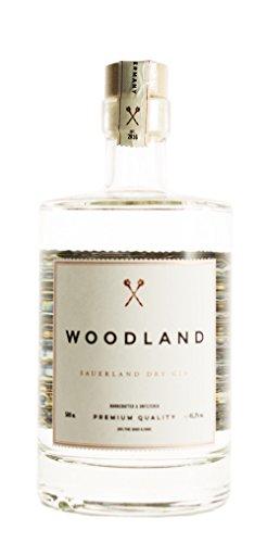 Woodland Sauerland Dry Gin (1 x 0.5 l)
