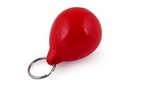 wellenshop Schlüsselanhänger Rot Ocean Fender schwimmfähig