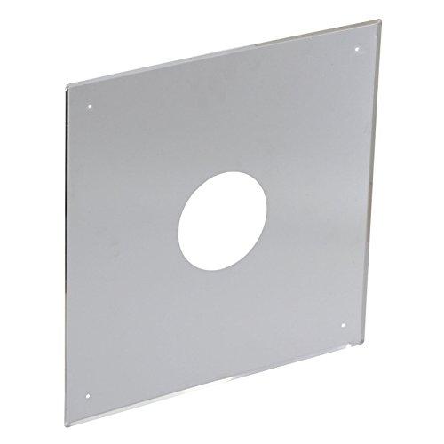 Kit de traversée de mur terminal horizontal PGI diamètre 80-130mm Réf KTM STH 80 PGI / 37080738