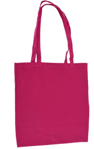 10-natural-cotton-tote-bags-shoppers-3-colours-cerise-pink