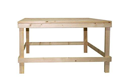 Tavolini In Legno Arte Povera : Rebecca srl tavolo tavolini da salotto pallet legno pino naturale