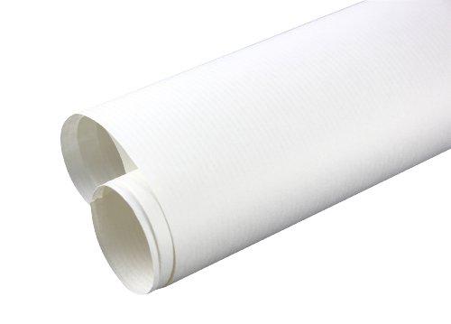 Clairefontaine 1957 Kraft-Papier, gerollt, 10 x 0,7 m weiß
