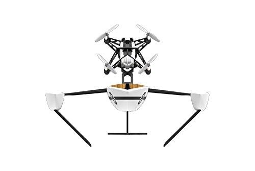 Parrot - Minidrone Hydrofoil New Z, color blanco (PF723401AA)
