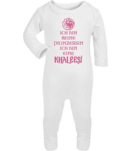 got-ich-bin-keine-prinzessin-bin-eine-khaleesi-baby-strampler-strampelanzug-18m-weiss