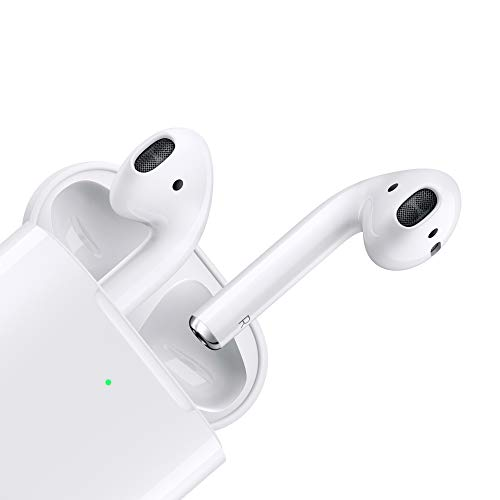 Apple AirPods mit kabellosem Ladecase (Neuestes Modell) - 3