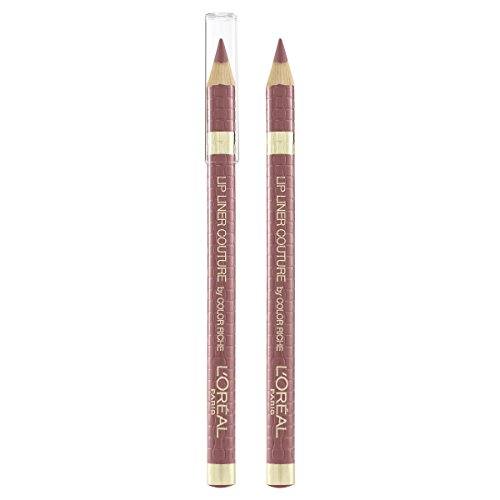 L'Oreal Paris Couture Color Riche Lápiz de Labios, Tono: 302
