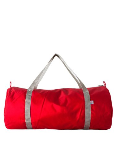 american-apparel-nylon-pack-tuch-sporttasche-red-silver