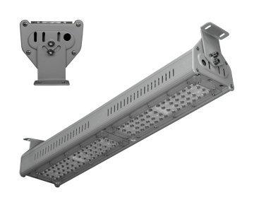 Lampe LED Linear 100W 4500Lumen 5000K. ideal für Hallen und industriellen Lagerhallen, oder für Fassaden-Paläste oder historische Gebäude -