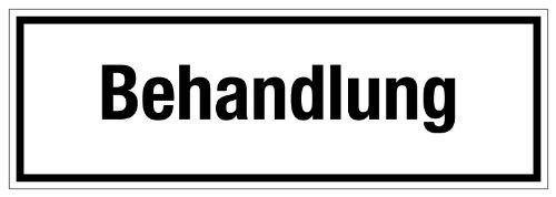krankenhaus-und-praxisschild-behandlung-aus-selbstklebender-folie-10-x-30-cm