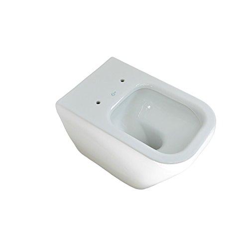 Preisvergleich Produktbild Ideal Standard Tonic II Stand-Tiefspül-WC AquaBlade, weiss Ideal Plus, K3162MA