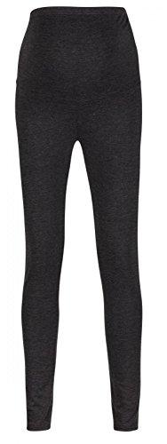 975p Damen dehnbar Leggings Umstandsmoden elastischer Taillenbund Happy Mama