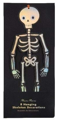 Meri Meri Hängende Skelette