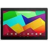 "Tablette BQ Aquaris E10 de 10,1"" (1,7 GHz Mediatek ARM Cortex-A7/2 Go de Mémoire Vive 16GB Android 4,4 KitKat) noir noir"