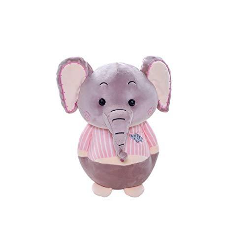Huijunwenti Peluches, Elefantes Rellenos de Felpa, muñecas perezosas para Dormir, bebés, niños,...