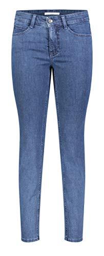 MAC Jeans Damen Hose Slim Angela Forever Denim 40/30