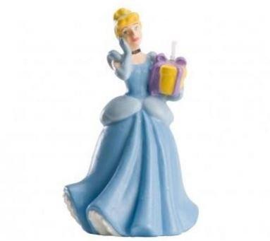 Candela per torta, principessa Disney Cenerentola