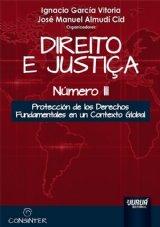 Direito e Justiça. Protección de los Derechos Fundamentales en Un Contexto Global - Número Ill