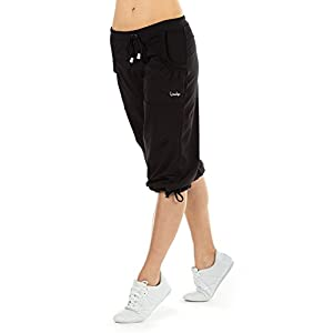 "Winshape Damen ""Feel good"" ¾ Trainingshose WBE6 Dance Fitness Freizeit Sport"