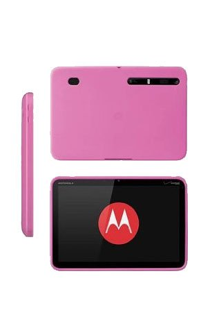 Motorola OEM Gel-Schutzhülle (89478N) für Motorola Xoom, Pink (Motorola Xoom)