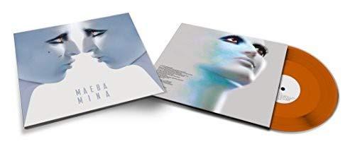 Maeba 12' Vinyl (Coloured) In Gatefold Sleeve