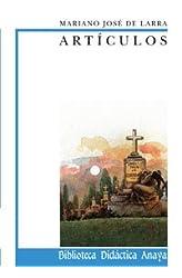 Descargar gratis Artículos de Larra en .epub, .pdf o .mobi
