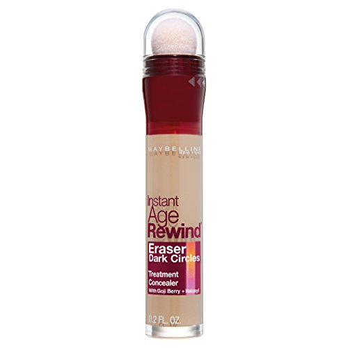 MAYBELLINE Instant Age Rewind Eraser Dark Circles + Treatment Light (Eraser Concealer)