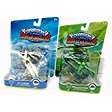 Best Skylanders Games - Missing Link Connections Skylanders Superchargers Vehicles Two Sky Review