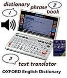 Trano T-11 Erweiterbarer elektronischer Übersetzer (Deutsch-Englisch / Englisch-Deutsch) mit Sprachausgabe, übersetzt ganze Sätze