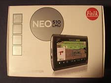 Falk NEO 510 LMU de navegación GPS (12,7 cm Display, función, 16:9, de continente-sección)