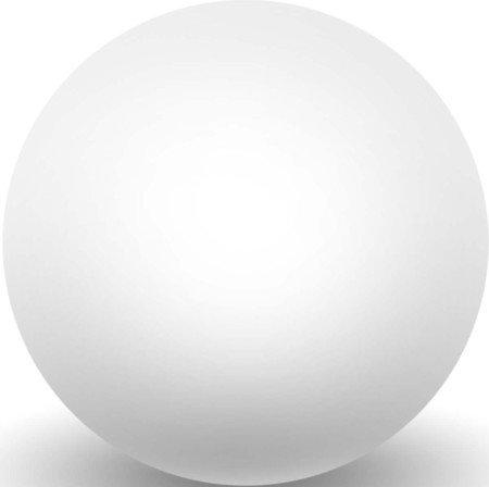 EVN Lichttechnik Kugel-Leuchte D30cm KA3 001 max.60W E27 IP55 Wegeleuchte 4037293443012