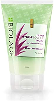Biolage HYDRASOURCE Deep Treatment Pack for Dry Hair (Vegan & Paraben Free) 1