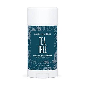 Schmidt's Natural DeodorantTM - Tea Tree Sensitive